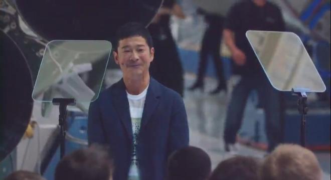 Yuasku Maezawa será o primeiro 'turista' a dar a volta na Lua