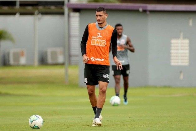 Zagueiro Alan Ferreira, do sub-23