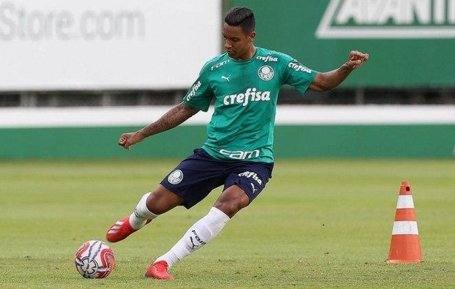 Zagueiro Antonio Carlos está emprestado ao Orlando City, dos Estados Unidos, até junho de 2023, mesmo ano que termina seu acordo com o Verdão.