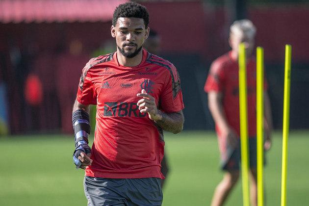 Zagueiro - Bruno Viana (26 anos)