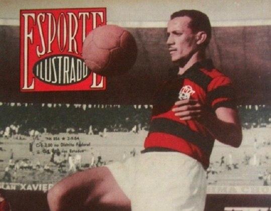 Zagueiro de Maceió, no Alagoas, Tomires foi um dos grandes nomes do clube rubro-negro na década de 1950, com quase 200 jogos disputados.