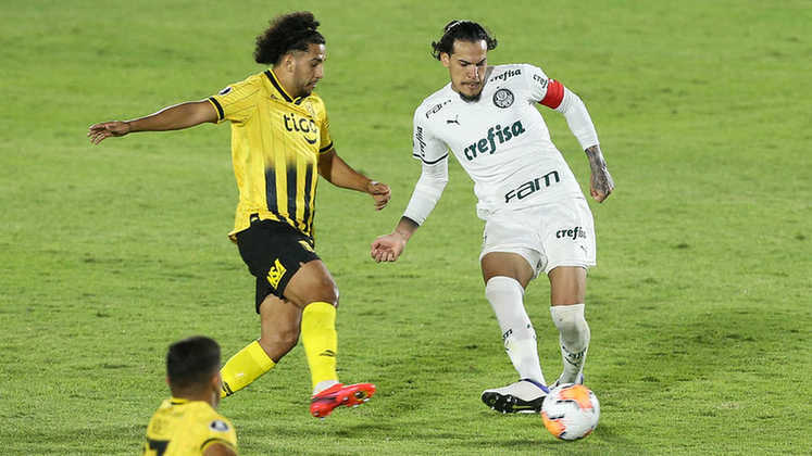 Zagueiro: Gustavo Gómez (Palmeiras)