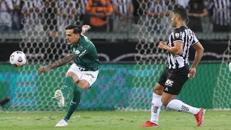 Zagueiro: Gustavo Gómez (Palmeiras) - 6 milhões de euros (R$ 37,8 milhões) / David Luiz (Flamengo) - 4 milhões de euros (R$ 25,2 milhões).