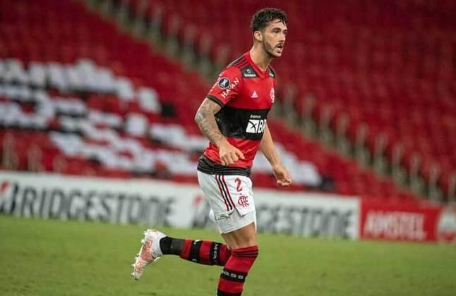 Zagueiro: Gustavo Henrique (Flamengo) - 2,6 milhões de euros (R$ 16,3 milhões) / Kuscevic (Palmeiras) - 1,3 milhão de euros (R$ 8,1 milhões).
