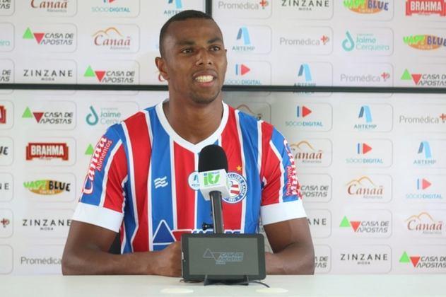 Zagueiro: Luiz Otávio (Bahia)