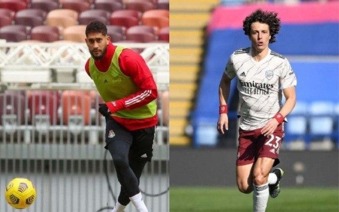 Zagueiro reserva: Pablo (atualmente Lokomotiv Moscou) x David Luiz (atualmente no Arsenal)