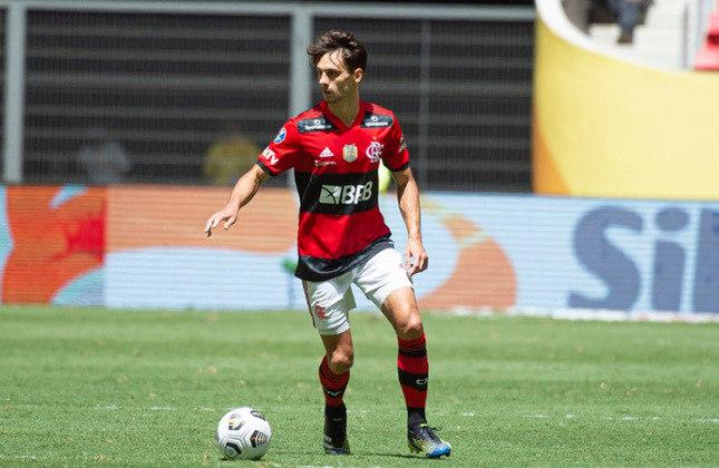 Zagueiro: Rodrigo Caio (Flamengo).