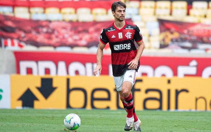 Zagueiro: Rodrigo Caio (Flamengo) - 6,5 milhões de euros (R$ 40,9 milhões) / Luan (Palmeiras) - 3 milhões de euros (R$ 18,9 milhões).
