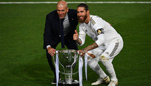 Sergio Ramos passa por cirurgia e desfalca o Madrid por 6 semanas