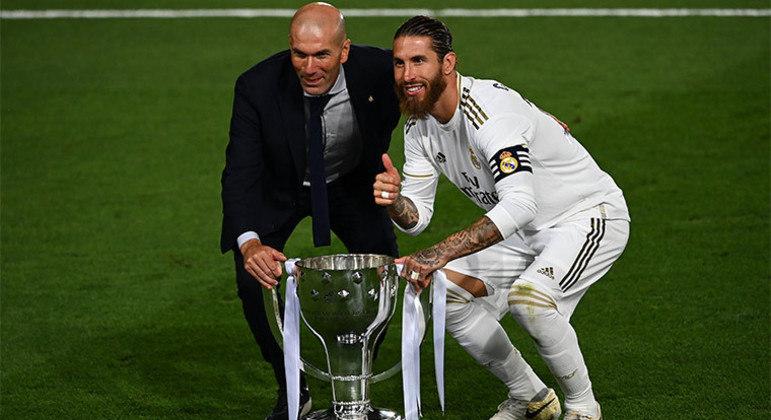 Sergio Ramos passa por cirurgia e deve desfalcar o Real Madrid na Liga dos Campeões