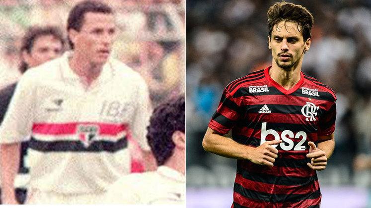 Zagueiro - Valber x Rodrigo Caio