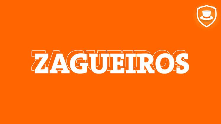 ZAGUEIROS - os pilares da defesa. Vamos a eles: