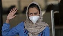 'Não consigo acreditar que estou a salvo', diz professora afegã no Chile