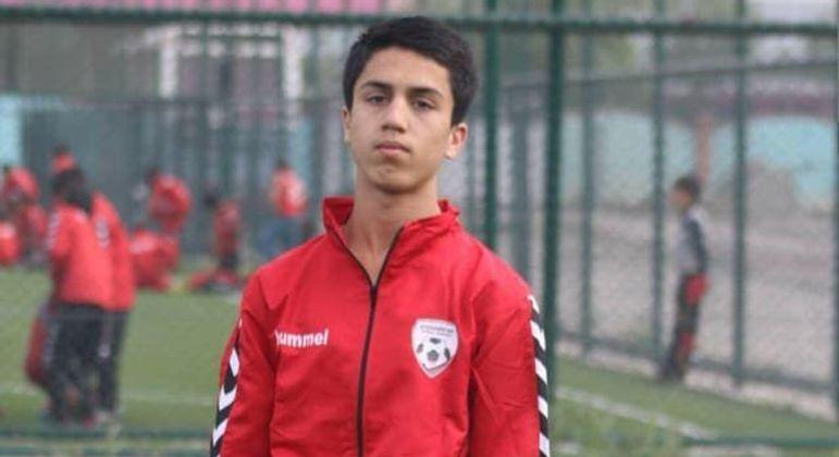 Jogador das categorias de base do Afeganistão está entre as vítimas do aeroporto de Cabul