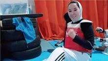 Atleta afegã pede ajuda para disputar Paralimpíada de Tóquio