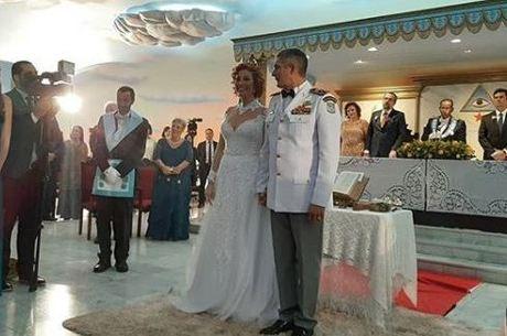 Padrinho, Moro discursa no casamento da deputada Carla Zambelli