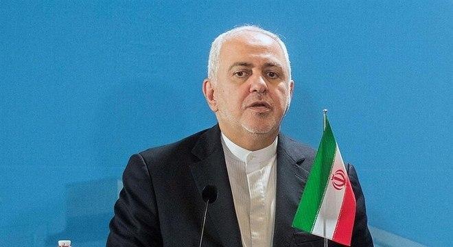 Zarif criticou medidas dos EUA contra a população iraniana