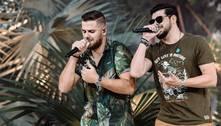 Zé Neto e Cristiano lançam novo álbum 'Chaaama' com hits inéditos