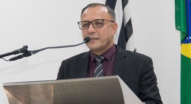 """José Carlos de Souza Nascimento (PTB), conhecido como """"Zé Pirueiro"""""""