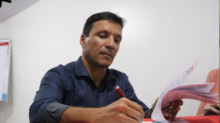 Zé Ricardo - Fortaleza - 2019: ele deixou a equipe nordestina após sete partidas, com um aproveitamento de de 23,8%.
