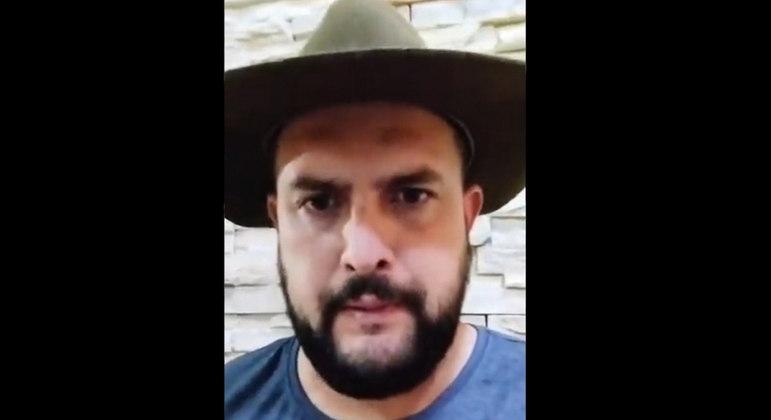 Zé Trovão duvida de áudio de Bolsonaro