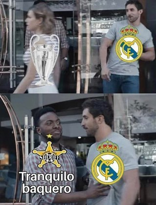 'Zebra' das grandes! Pela Champions League, Sheriff vence o Real Madrid e web não perdoa nos memes.