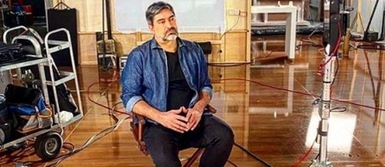 Zeca Camargo é diretor executivo de produção na Band. Nada com o Artístico.