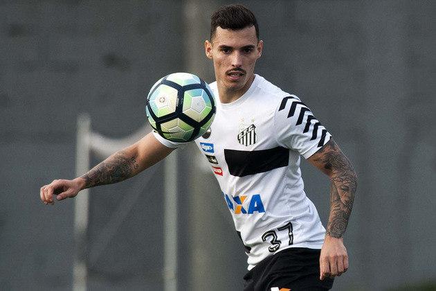 Zeca entrou com uma ação contra o Santos na Justiça alegando o não pagamento do FGTS. O lateral-esquerdo pediu a rescisão contratual e tornou-se mais um atleta a processar o Peixe.