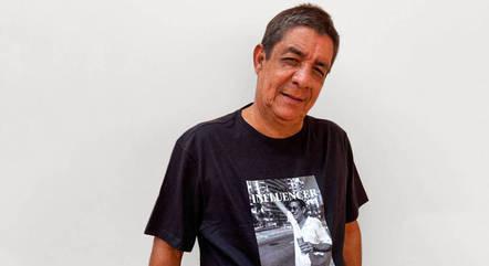 Zeca Pagodinho está internado no Rio de Janeiro