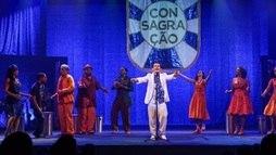 """Musical sobre Zeca Pagodinho chega a SP com """"roda de partido alto""""  ()"""
