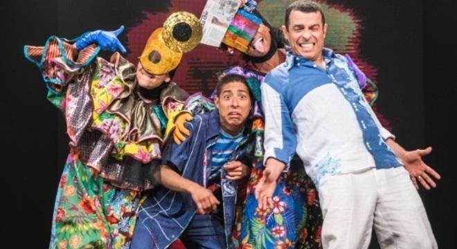 Musical fica em São Paulo até o dia 5 de agosto de 2018