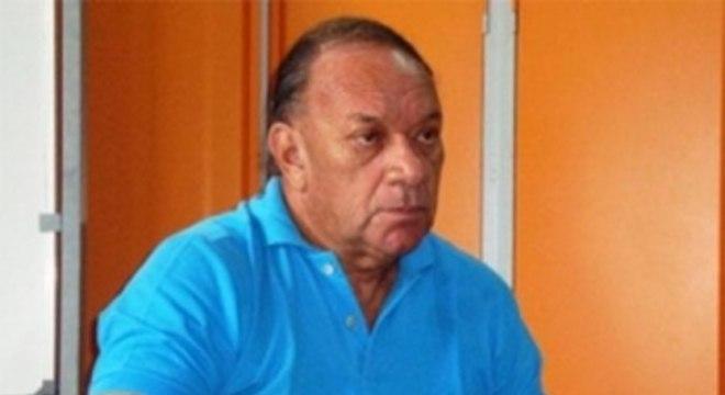Zeca Xaud - presidente da Federação Roraimense de Futebol