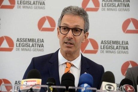 Zema foi eleito com 71,8% dos votos