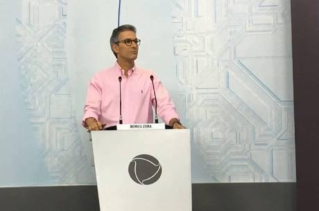 Zema criticou as gestões passadas do PSDB