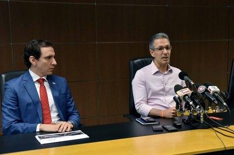 Zema lançou programa na Cidade Administrativa