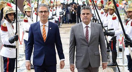 Zema e Brant foram eleitos pelo Novo, em 2018