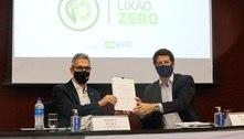 Zema e Ricardo Salles lançam edital que visa acabar com lixões em MG