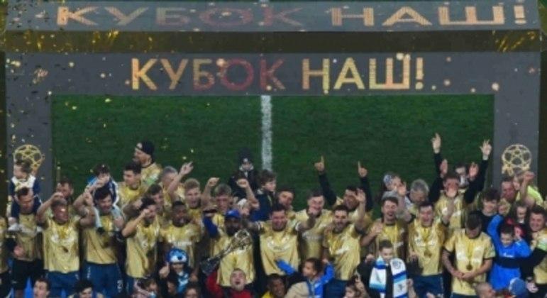 Zenit campeão russo