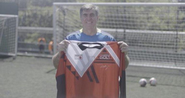 Zetti - Além de ser fundador da academia de goleiros Fechando o Gol, o ex-arqueiro da Seleção é também comentarista esportivo(Foto: Zetti)