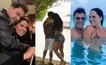 Zezé Di Camargo e Graciele Lacerda vivem trocando declarações de amor nas redes sociais. Os dois, que estão juntos há mais de 10 anos, não escondem de ninguém que a paixão continua viva mesmo após tantos anos. No Instagram, os fãs do casal são testemunhas de trocas de mensagens carinhosas entre os dois. Confiramomentos em que os pombinhos ostentam paixão de início de namoro