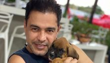Zezé Di Camargo pede ajuda para encontrar cachorro desaparecido