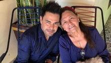 Zezé Di Camargo fala sobre cirurgia da mãe: 'Correu tudo bem'