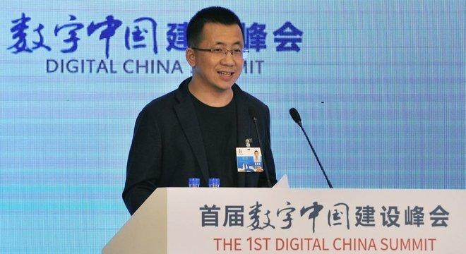 O fundador da ByteDance, Zhang Yiming, é a décima pessoa mais rica da China, de acordo com a Forbes Rich List