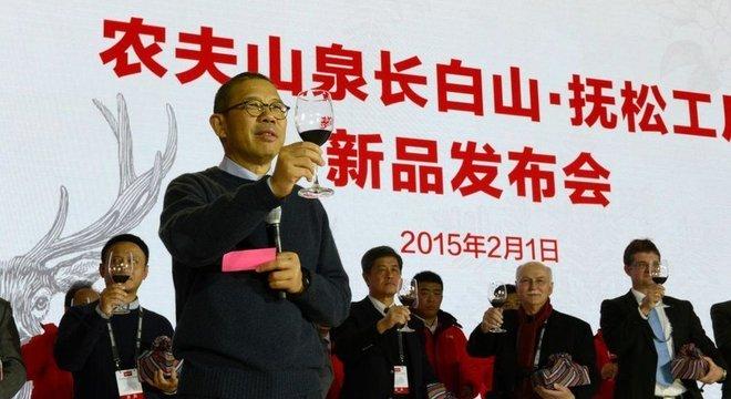 Zhong Shanshan é atualmente o homem mais rico da China