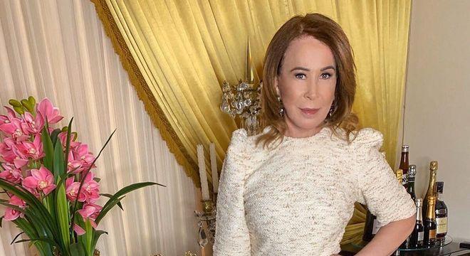 Zilu Camargo rebateu comentário sobre idade nas redes sociais