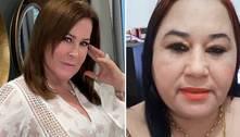 Zilu Godoi briga com ex-cunhada na web: 'Não fale dos meus filhos'
