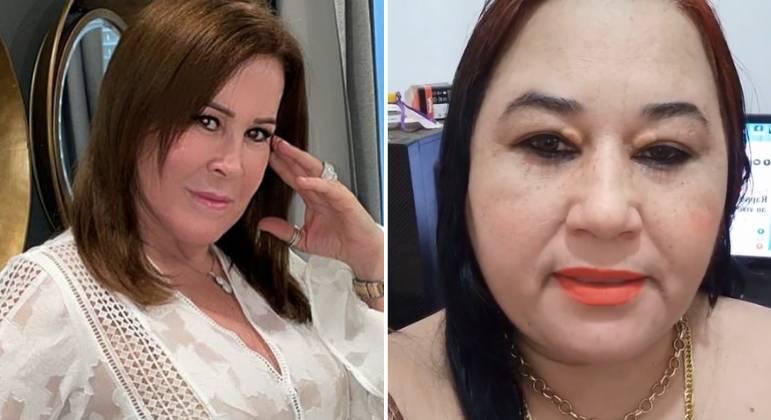 Zilu Godoi bloqueou Cleo Loyola em rede social