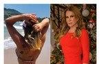Zilu Godoi parece estar vivendo a sua melhor fase no auge de seus 62 anos de idade, ao menos no que diz respeito a sua aparência e autoestima. Há uma semana, a empresária mostrou que permanece jovem e com um corpo curvilíneo ao postar uma foto de biquíni na praia em seu Instagram. Na imagem é possível ver, inclusive, sua tatuagem nas costas. A ex-mulher de Zezé Di Camargo esbanja sensualidade e visual moderno na web. Vestidos colados estão entre suas peças favoritas do guarda-roupa
