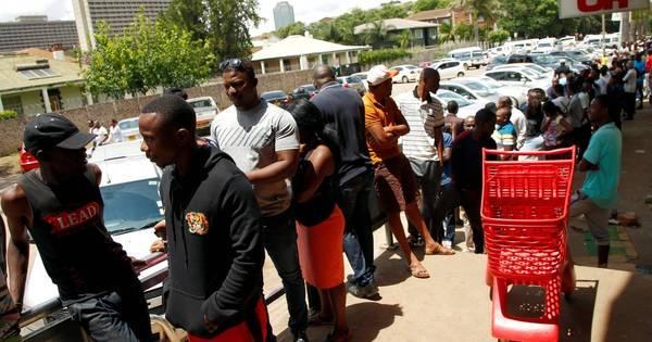 Onda de blecautes aprofunda ainda mais crise financeira no Zimbábue