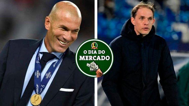 Zinedine Zidane parece estar certo sobre o seu futuro no Real Madrid e já comunicou diretoria sobre a sua decisão. Thomas Tuchel terá muito dinheiro para gastar na próxima janela e pode reforçar alguns setores que acha necessário. Tudo isso e muito mais no Dia do Mercado de sexta-feira.